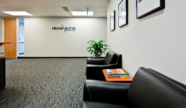 Featured tenant: Iron Bow